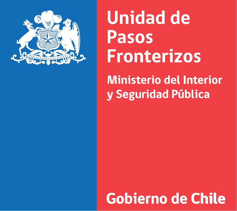 Pasos fronterizos gobierno de chile for Ultimas noticias del ministerio del interior
